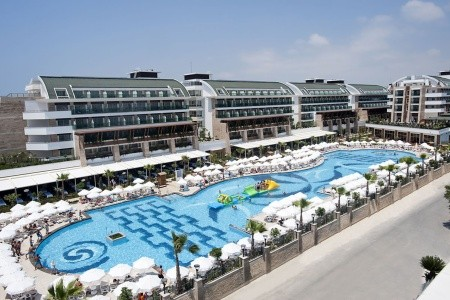 Crystal Waterworld Resort & Spa – Belek, Turecko